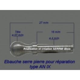 STYLE AN IX REPARATION